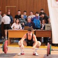 пауэрлифтинг вес не взят! :: Евгений Воронков