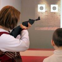я научу тебя,сын и стрелять :: Олег Лукьянов