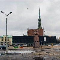 Хмурая Рига. :: Роланд Дубровский
