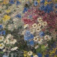 Полевые цветы :: Маера Урусова