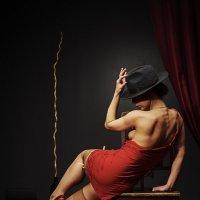 Одинокое танго :: Александр Амеличкин
