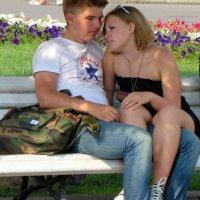 двое в городе :: Олег Лукьянов