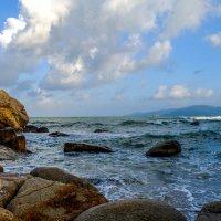 Южно-Китайское море. Вьетнам. :: Rafael