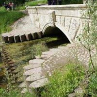 Пудостский мост с каскадом -  1781- 1784, арх. Ч.Камерон, инж. И.Герард :: Елена Смолова