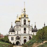 Стилизация. :: Анатолий. Chesnavik.