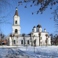 Тверь. Церковь Белой Троицы :: Наталья Левина