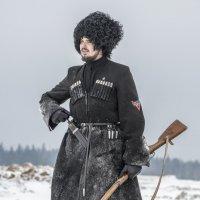 Гражданская война :: Борис Гольдберг