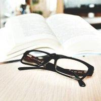 #Очки и книга :: Екатерина Ермилова