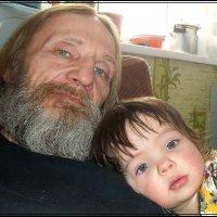 отдых с дедушкой. :: victor leinonen
