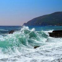 Море изумруд :: Cергей Дмитриев