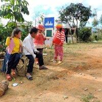 На плантации кофе. Далат. Вьетнам. :: Андрей Купер