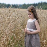В поле :: Инна Юшко