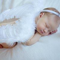 Так спят Ангелочки :: Юлия Куракина