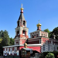 Церковь Параскевы Пятницы в Качалове, Между 1694 и 1904г.г. :: Волк