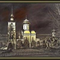 """Борисо-Глебовский монастырь."" :: victor buzykin"