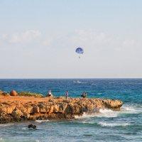 Айя-Напа (Кипр).Средиземное море. :: Татьяна Калинкина