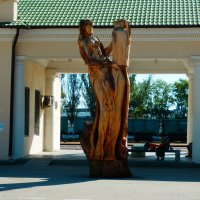 вторая жизнь дерева :: Люша