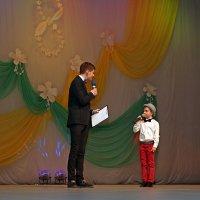 ведущие концерта :: Александр Корнелюк
