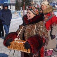 Гостинцы для всех :: Наталия Григорьева