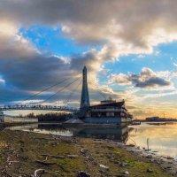Мост поцелуев :: Алексей Сазонов