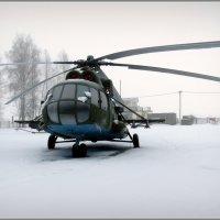 Зимой :: Павел Галактионов