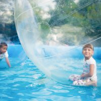 Водные шары :: Элеонора Флаум
