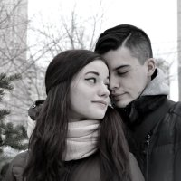 Лиза и Алексей :: Сергей F