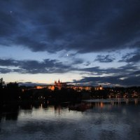 Вечерняя Прага :: Marina Mikhailova