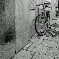 Здесь никто никуда не спешит / Stockholm :: Виктор | Индеец Острие Бревна
