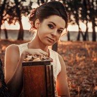 Ретро осень :: Кристина Макарова