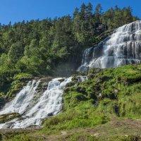 Водопад Твиндефорссен. Норвегия. :: Наталья Иванова