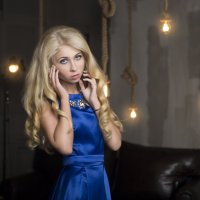 Блондинка :: Денис Давыдов