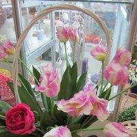 Корзина с цветами :: Дмитрий Никитин