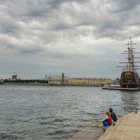 Питерское лето :: Виталий