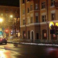 Ночной город... :: Владимир Павлов