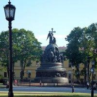 Памятник «Тысячелетие России» :: Наталья (Nattina) ...