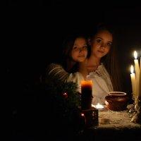 Рождественские гадания :: Виктория Зайцева