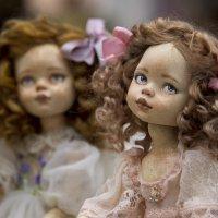 На выставке кукол :: Светлана Яковлева
