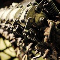 Пламенный Мотор :: Виктор | Индеец Острие Бревна