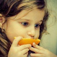 апельсин :: раф