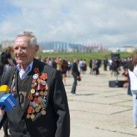 Участник десанта в 1943 в Новороссийске. :: Береславская Елена
