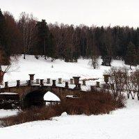 Павловск, зима :: Петр