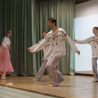 Танец :: Александр Тверской