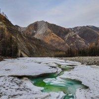 Река Иркут :: Дмитрий ВЛАСОВ