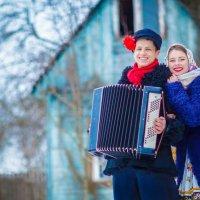 гулянья или love-story по-русски :: Мария Корнилова