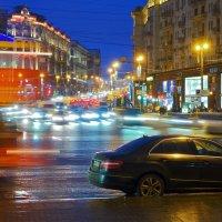 Огни большого города :: Алексей Окунеев