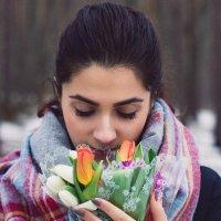 Spring Girl :: Максим Калинин