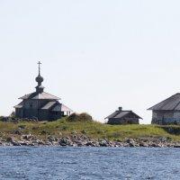 Большой Заяцкий остров :: Тимофей Черепанов