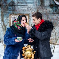 Love-story по-русски :: Мария Корнилова