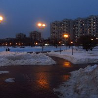 Вечерело :: Андрей Лукьянов
